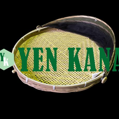 Flat baskets with net (umeboshi zaru) 3